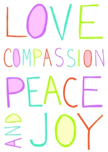 love-compassion-joy-peace
