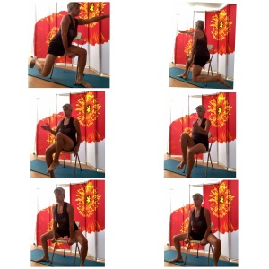 Chair Yoga Kundalini Kriya for Polarity Balance